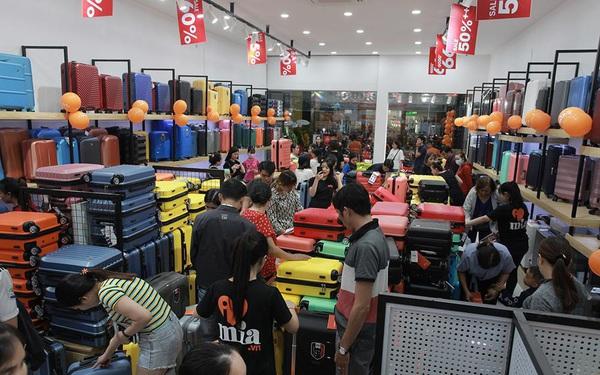 MIA.vn đạt kỷ lục hơn 30.000 khách mua hàng chỉ trong 3 ngày