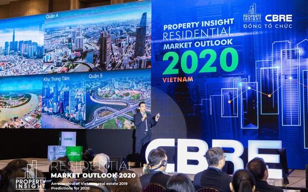 Thị trường căn hộ hạng sang TP HCM 2019 và triển vọng tươi sáng cho năm 2020