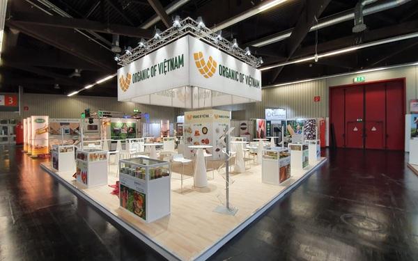 Hội chợ Biofach quảng bá sản phẩm hữu cơ Việt đến thị trường quốc tế