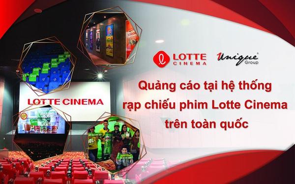 Unique và Lotte Cinema ký kết hợp tác trong lĩnh vực quảng cáo