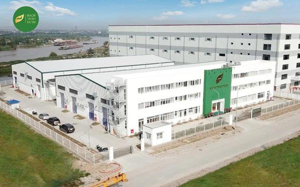 Cha đẻ của nhiều thương hiệu nổi tiếng – Nhà máy sản xuất Bách Thảo Dược đạt chuẩn GMP