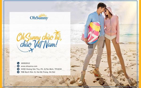 Vì sao OhSunny âm thầm ra mắt tại Việt Nam?