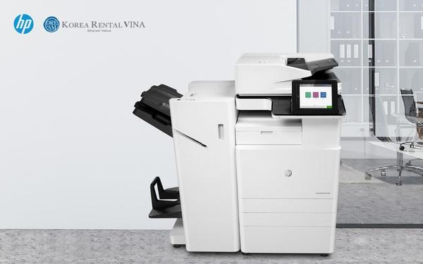 Thuê thiết bị in ấn - giải pháp tạm thời, lợi ích dài lâu