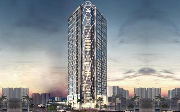Ấn tượng với công trình kiến trúc độc đáo của Summit Building
