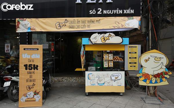 Giữa mùa dịch Covid-19: Một thương hiệu đồ ăn khai trương liền 10 điểm bán tại Hà Nội, đặt mục tiêu 3.000 điểm trong 3 năm nhờ cộng sinh với các chuỗi F&B