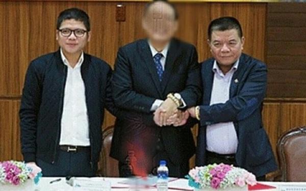 Con trai ông Trần Bắc Hà bị cáo buộc gửi 10 triệu USD ra nước ngoài