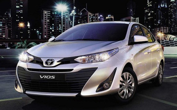 10 ôtô đắt khách nhất năm 2019: Quán quân Toyota Vios