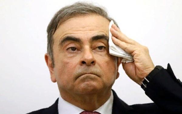 Carlos Ghosn kiện Renault đòi khoản lương hưu 250.000 Euro