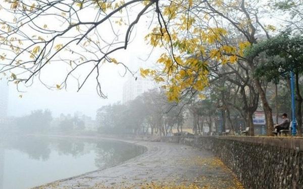 Chiều và tối mai, miền Bắc đón gió mùa đông bắc trời trở rét