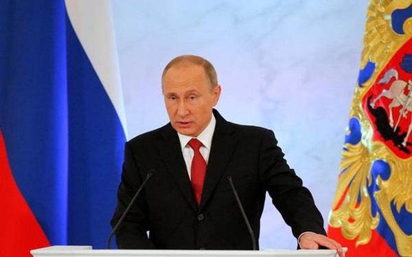 """[NÓNG]: TT Putin đề xuất điều chỉnh quyền lực của Tổng thống, """"ưu tiên"""" hiến pháp Nga hơn luật pháp quốc tế"""