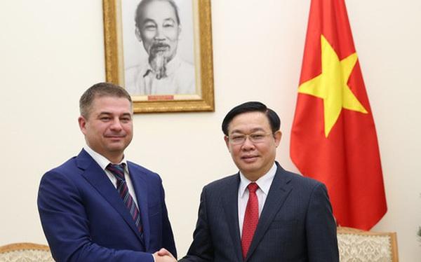 Tập đoàn ngoại muốn rót tiền đầu tư vào lĩnh vực hàng không Việt Nam