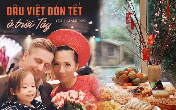 """Chuyện đón Tết xứ người của cô dâu Việt lấy chồng Anh Quốc: Rể """"Tây"""" luôn canh me để lì xì cho vợ, xin nghỉ làm để dẫn vợ đi chùa cho vơi bớt nỗi nhớ Tết quê hương!"""