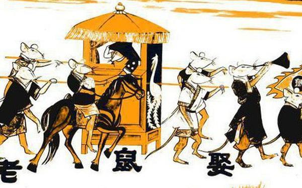 """""""Đám Cưới Chuột"""": Quyết tâm tìm kiếm hạnh phúc cho con gái của hai vợ chồng chuột già vào dịp đầu năm mới và dị bản đáng sợ ở Trung Quốc"""