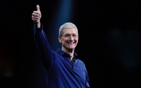 """Có một quý kinh doanh tốt nhất từ trước đến nay, Apple """"chìm ngập"""" trong doanh thu và lợi nhuận cao"""