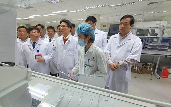 PTT Vũ Đức Đam: Dịch virus corona đang được kiểm soát tốt, Việt Nam đã chuẩn bị cho tình huống xấu nhất