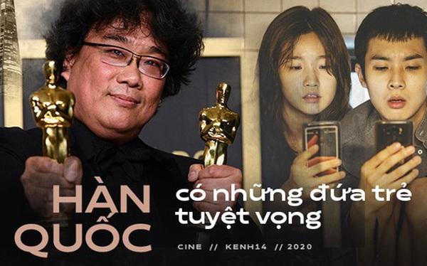 """Bong Joon Ho: """"Đằng sau vẻ hào nhoáng của Hàn Quốc là những người trẻ chìm trong tuyệt vọng"""""""