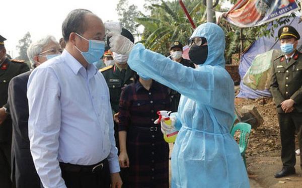 Đời sống của người dân ở xã thuộc huyện Bình Xuyên, Vĩnh Phúc sau cách ly