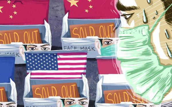 """Trung Quốc lần đầu tiên phải nhập khẩu trang, Foxconn phải tự """"cứu mình"""", coronavirus đang xáo trộn chuỗi cung ứng khẩu trang toàn thế giới"""
