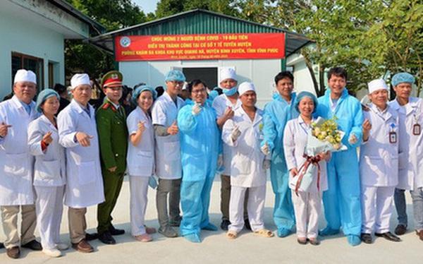 15 người nhiễm Covid-19 ở Việt Nam đã khỏi bệnh