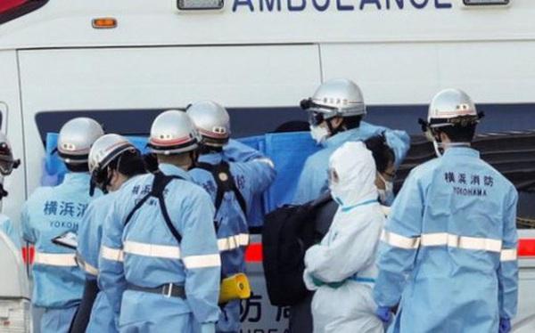 Bác sĩ Nhật kể tình huống trên tàu Diamond Princess là kinh hoàng