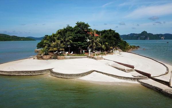 Vụ 'biệt khu', 'biệt phủ' trên vịnh Bái Tử Long: Thu hồi đảo nhiều đại gia
