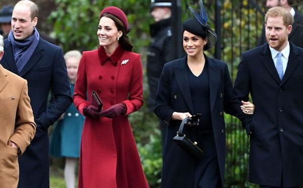 """Phản ứng bất ngờ của vợ chồng Công nương Kate khi Meghan Markle sắp quay về hoàng gia Anh, đem lại """"mối đe dọa"""" lớn"""