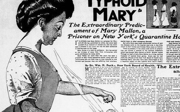 """Ngoài """"bệnh nhân số 31"""", đây là ca siêu lây nhiễm từng gây ám ảnh trong lịch sử: Cô đầu bếp reo rắc mầm bệnh cho cả New York với một đĩa thức ăn"""