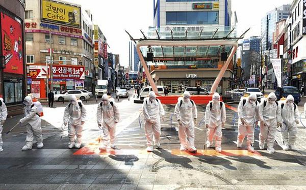 Hàn Quốc có ca tử vong thứ 29, thêm 600 người nhiễm mới virus corona, số ca mắc bệnh đã vượt 4800