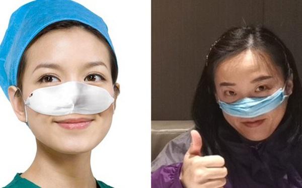 Khẩu trang bảo vệ mũi ngay cả khi ăn uống: 'Vũ khí thượng thừa' của các y bác sĩ Vũ Hán để chiến đấu với dịch virus corona