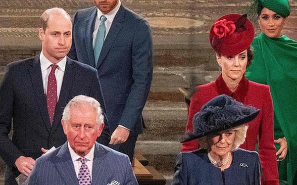 Vợ chồng Hoàng tử William bị chỉ trích vì cư xử thô lỗ với nhà Meghan Markle, đặc biệt là thái độ của Công nương Kate dành cho em dâu