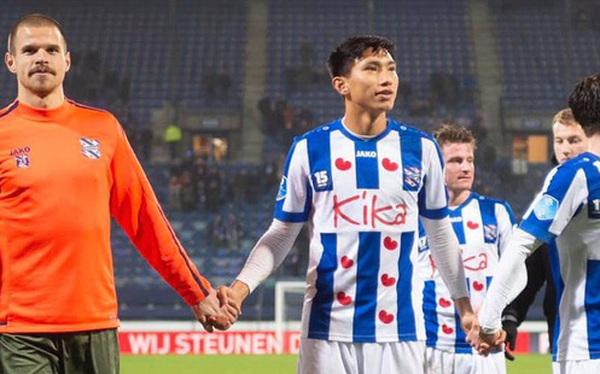 """Giải Hà Lan thành """"nạn nhân"""" tiếp theo của Covid-19, Heerenveen và Văn Hậu phải nghỉ dài"""