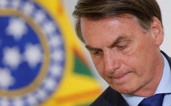 TT Brazil Bolsonaro chính thức phủ nhận dương tính với virus corona chủng mới