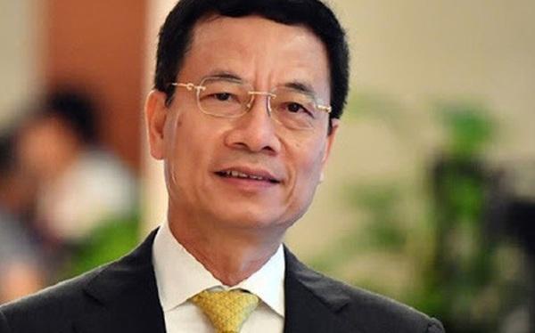 Bộ trưởng Nguyễn Mạnh Hùng: Covid-19 là một điểm gãy trong sự phát triển, nhiều giá trị, thói quen sẽ thay đổi