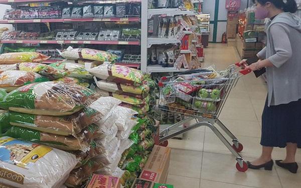 Sức mua tại siêu thị tăng đột biến thời Covid-19