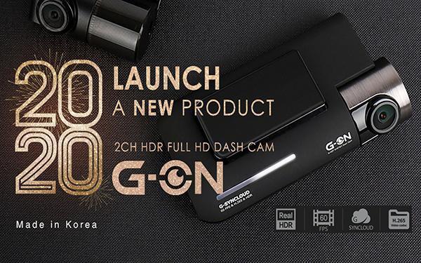 Siêu phẩm camera hành trình Hàn Quốc GNET G-ON: giá ưu đãi, nhiều tính năng đột phá