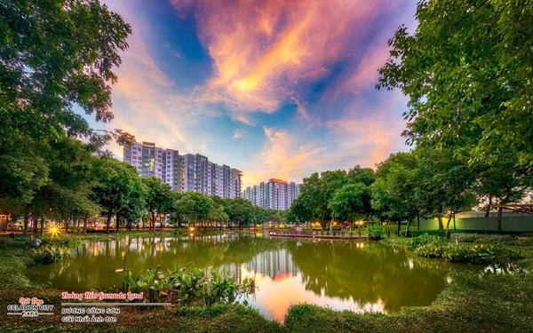 Ấn tượng vẻ đẹp khu đô thị xanh phía Tây Sài Gòn