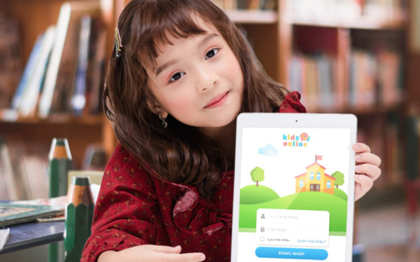 Trường mầm non vận hành hiệu quả với giải pháp quản lý KidsOnline