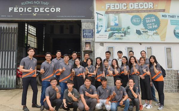 Nhà máy nội thất Fedic: Câu chuyện về quản trị chất lượng
