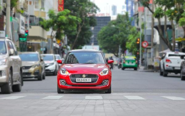 Suzuki Swift - chiếc xe đô thị năng động cho lối sống hiện đại
