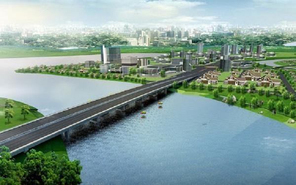 Hạ tầng thêm sức bật cho đại đô thị sinh thái thông minh phía Đông