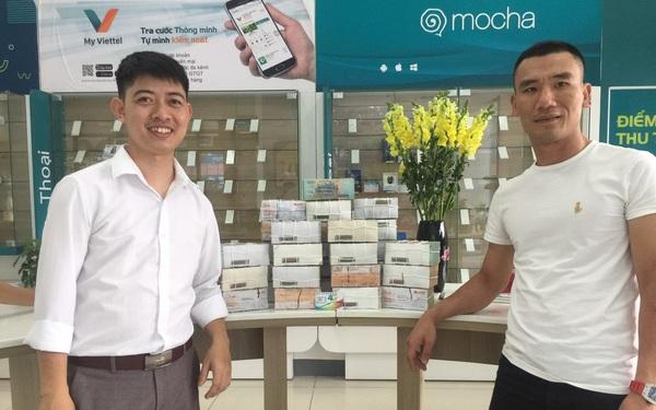 Công ty tại Ninh Bình bỏ hơn chục tỷ để mua sim khủng