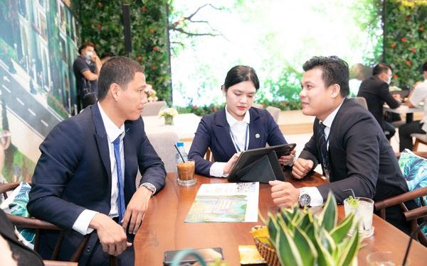 Cầu thủ Nguyễn Anh Đức tìm cơ hội đầu tư tại River Park 1, đô thị Aqua City