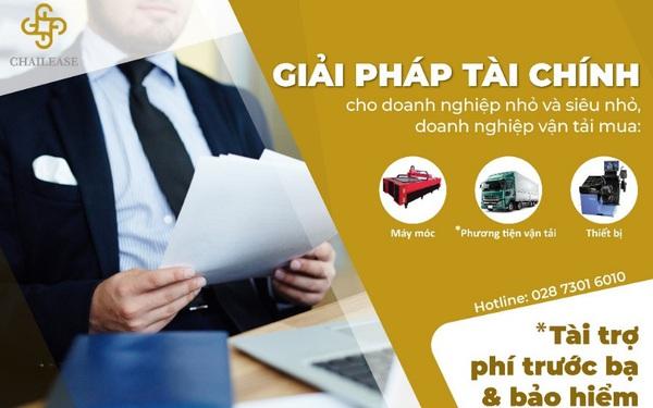 Giải pháp tài chính cho doanh nghiệp nhỏ và siêu nhỏ, doanh nghiệp vận tải của Chailease