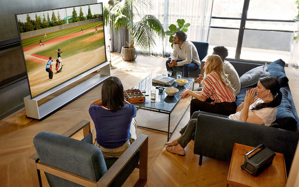TV LG OLED 2020: Sự kết hợp giữa công nghệ đỉnh cao và nghệ thuật tinh tế
