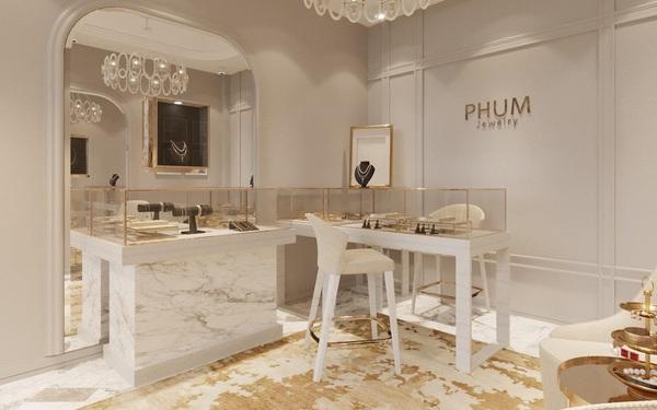 Khám phá PHUM - thương hiệu trang sức thiết kế từ kim cương thanh lịch, đẳng cấp