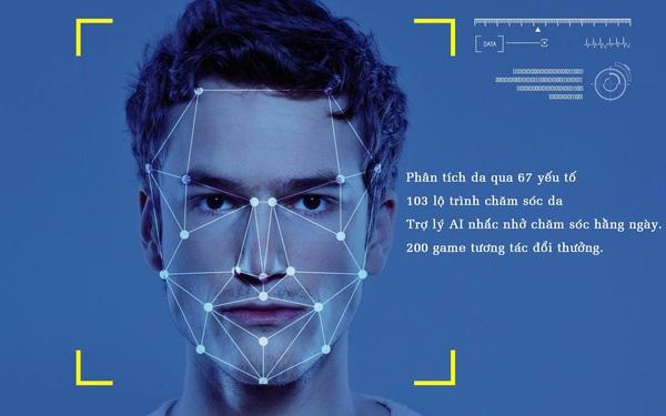 """Nhận đầu tư khủng giữa dịch Covid, Nerman """"mạnh tay"""" đưa AI vào chăm sóc sắc đẹp cho nam giới"""