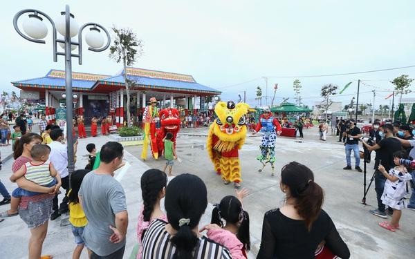 Chính thức khánh thành khu kinh tế đêm tại thành phố Đồng Xoài