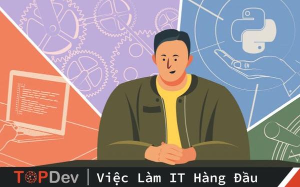 TopDev - Nền tảng hỗ trợ tuyển dụng nhân sự IT tại Việt Nam