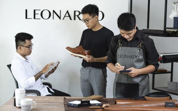 Leonardo - câu chuyện của những người trẻ 9x đam mê đồ da