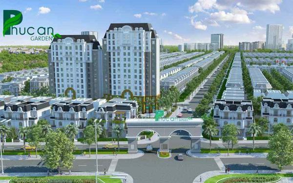 Dự án bước đệm đô thị xanh tại Bàu Bàng